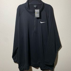 NWT NIKE Men's 4XL 1/2 Zip Pullover